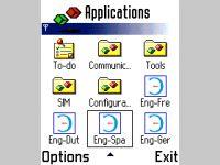 ECTACO Dictionary English <-> Spanish for Nokia
