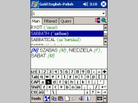 LingvoSoft Gold Talking Dictionary English <-> Polish for Pocket PC