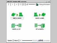 Mobile AMR converter