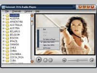 Internet TV & Radio Player