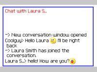 QuickIM Mobile Instant Messenger for MSN / AOL