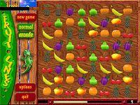 Fruit Puzzle 3D