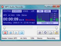 Pistonsoft MP3 Audio Recorder Free