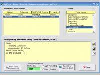 SQL Excel