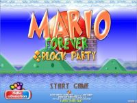 Super Mario Forever - Block Party