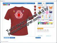 Flash TShirt Design Software
