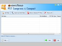 SysInfotools PST Compress and Compact