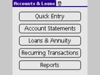 Accounts and Loans