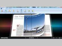 3DPageFlip 3D ScreenSaver for Tiffany & Co.