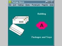 Postage Saver Postal Bulk Mail Sorter (Mac)