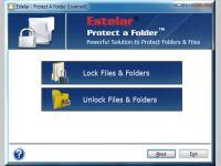 Folder Lock Unlock