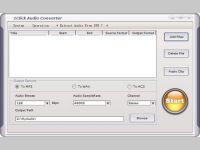 1Click Audio Converter Free