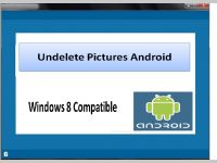 Undelete Pictures Android