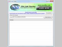 Site Link Checker