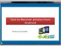 Tool to Recover photos from Android