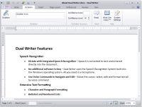 Dual Writer