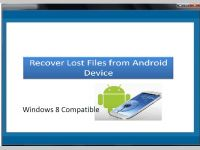 Recover Lost Files from Android Device