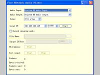 Free Network Audio Player