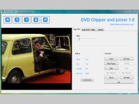 DVD Clipper and Joiner
