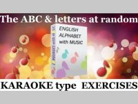 The ABC and letters at random Lite