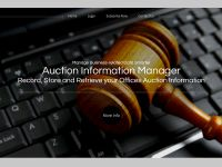 Auction Information Manager