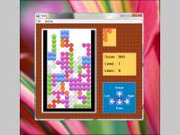 SSuite Tetris 2D
